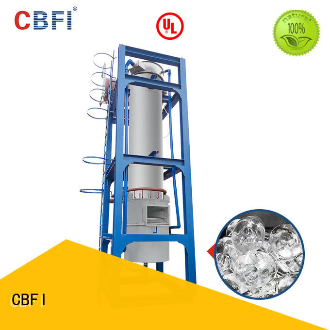 outdoor ice machine per range for ice making