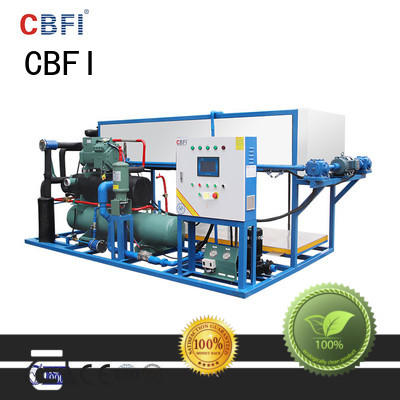 reliable ice maker with drain pump cooling factory price for freezing