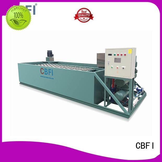 CBFI flake ice machine bulk production for cooling