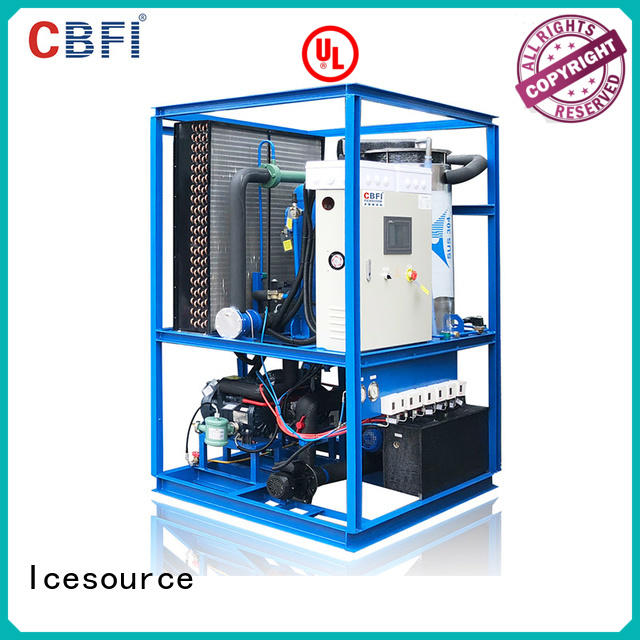CBFI hotels tube ice machine philippines for wholesale for aquatic products preservation
