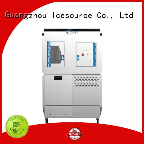 CBFI pbj Edible Flake Ice Machine factory price for concrete cooling