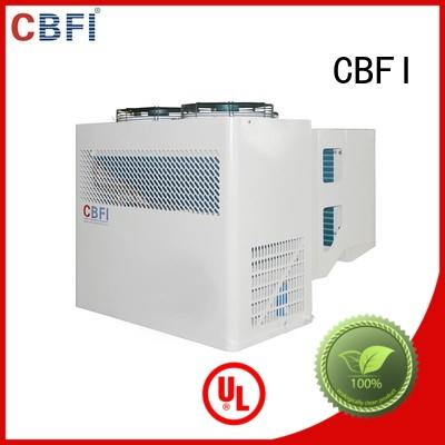 intelligent cold room unit series for ice bar CBFI