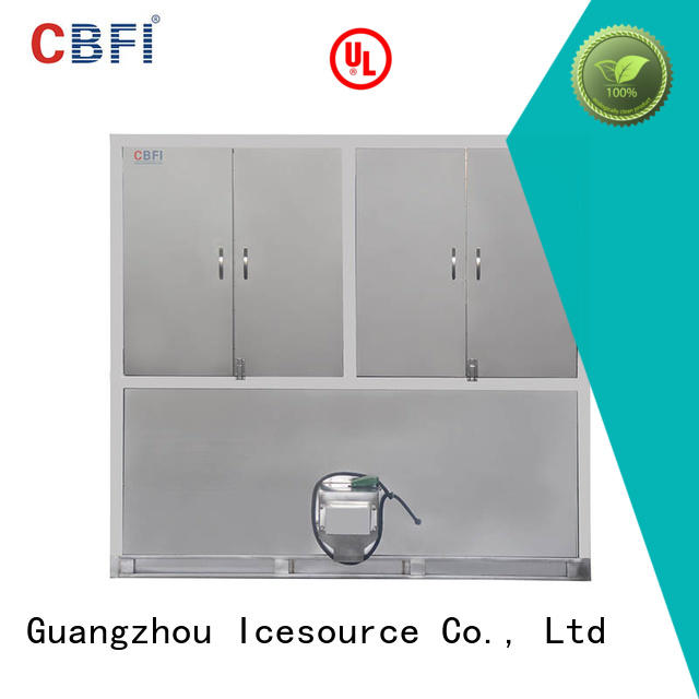 CBFI high-quality ice cube maker machine order now for freezing