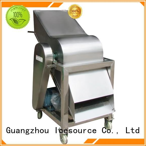 easy to use ice crusher machine stainless supplier for crushing ice