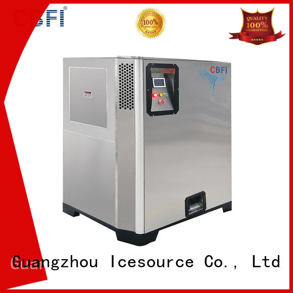 CBFI nugget used vogt tube ice machine for sale long-term-use for supermarket
