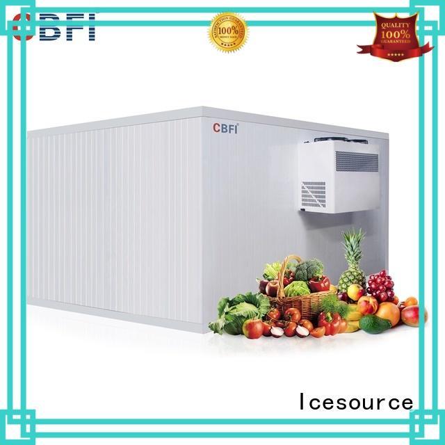 fruit cold room cbfi for freezing CBFI
