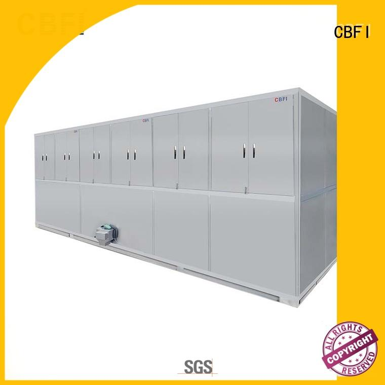 CBFI hotels ice cube machine manufacturers supplier for freezing