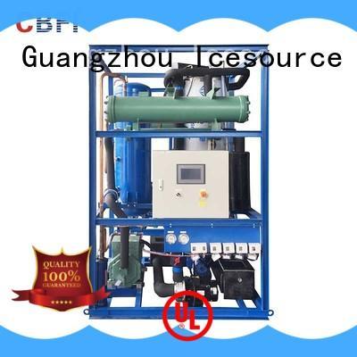 cbfi tube ice machine for myanmar ce day CBFI Brand