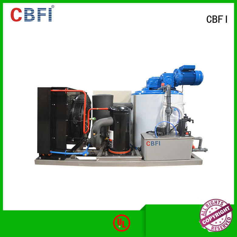 best commercial ice flaker widely-use for water pretreatment