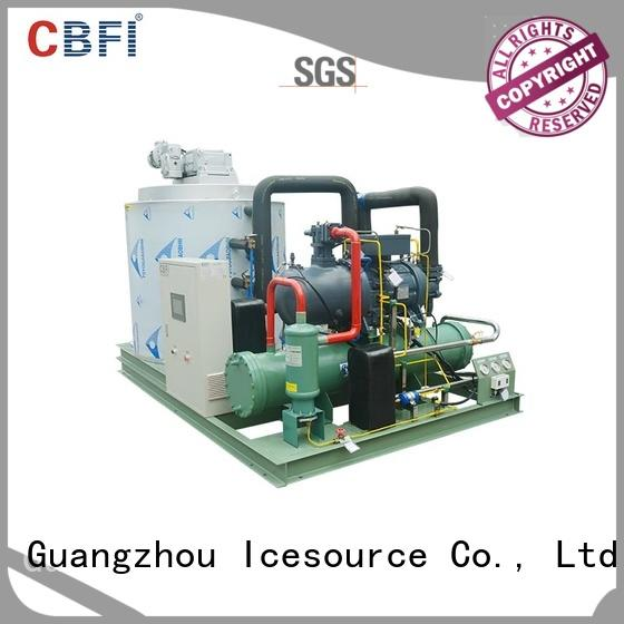 CBFI commercial flake ice machine for sale widely-use for cooling use