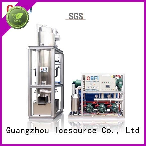 CBFI Brand day per tube ice machine for myanmar automatic supplier