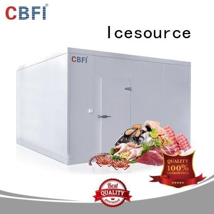 CBFI efficient fish and meat cold room bulk production for chicken