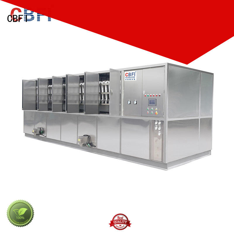 CBFI Brand hotels ice cube production line automatic supplier