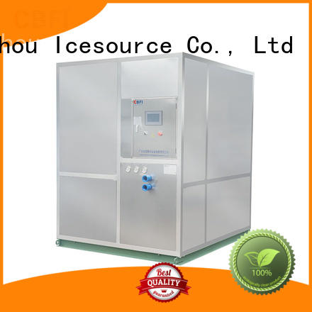 CBFI day plate ice machine check now for ice bar