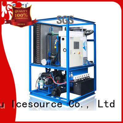 professional ice block machine owner for ice making