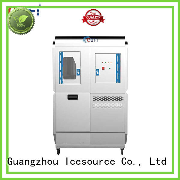 CBFI competetive price ice maker troubleshooting for wholesale for cooling use