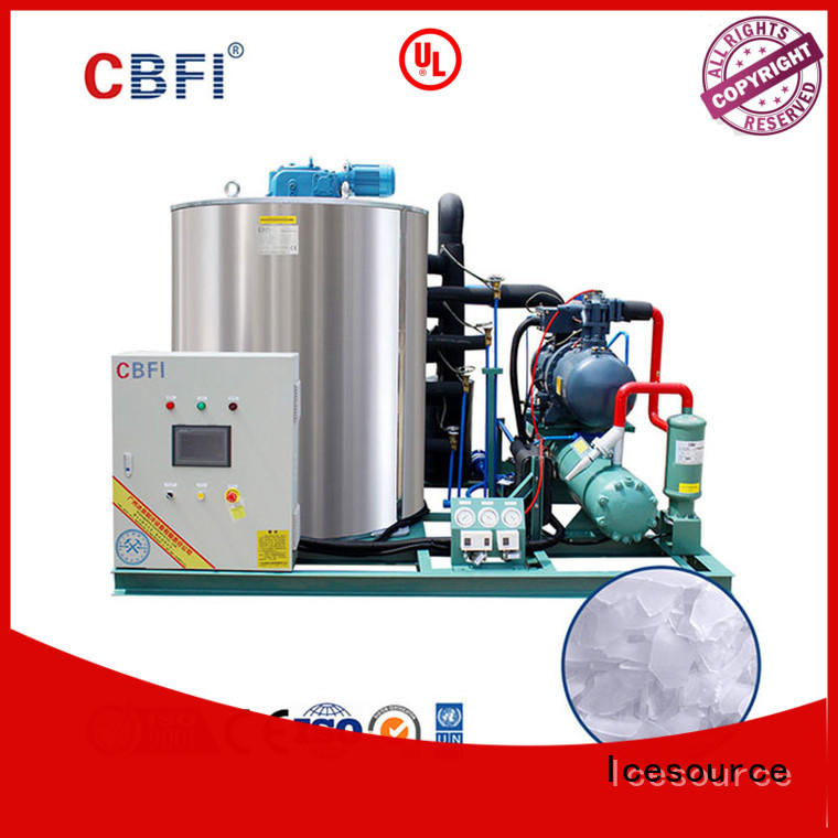 CBFI first-rate ice flaker machine price certifications for food stores