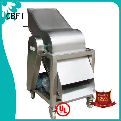 CBFI VIB Specs Stainless Steel SUS304 Made Ice Crushers