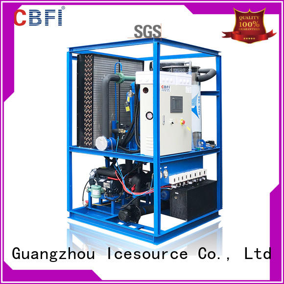 tube ice machine for myanmar edible plant usage Warranty CBFI