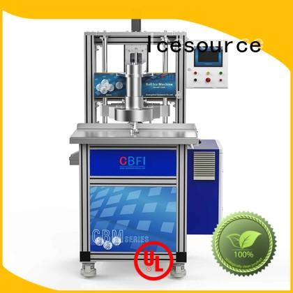 CBFI clean ball ice machine from manufacturer for ball ice making