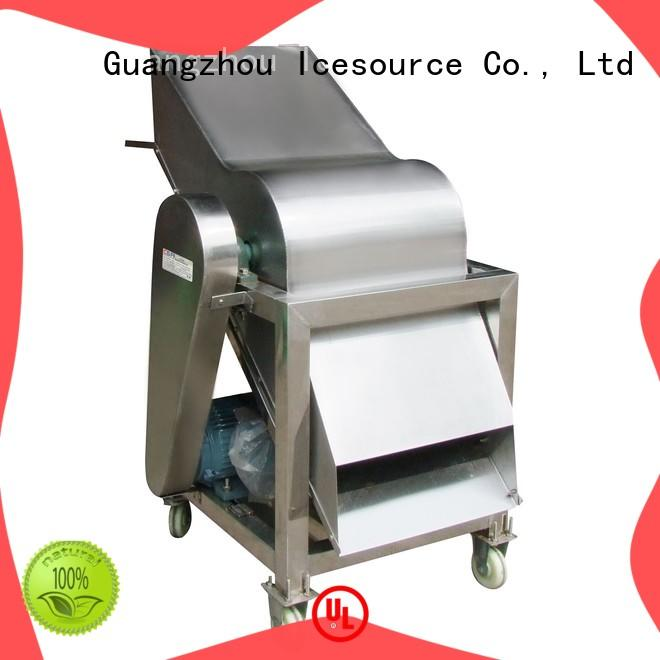CBFI durable industrial ice crusher bulk production for meat preservation
