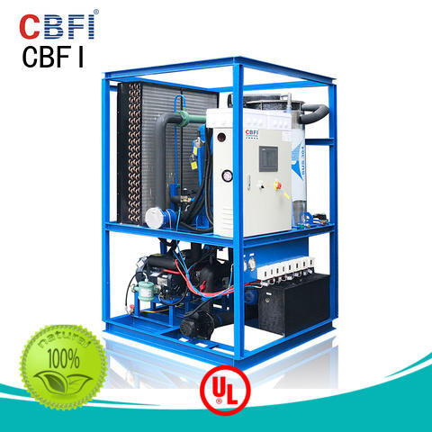 CBFI cbfi tube ice machine order now for bar