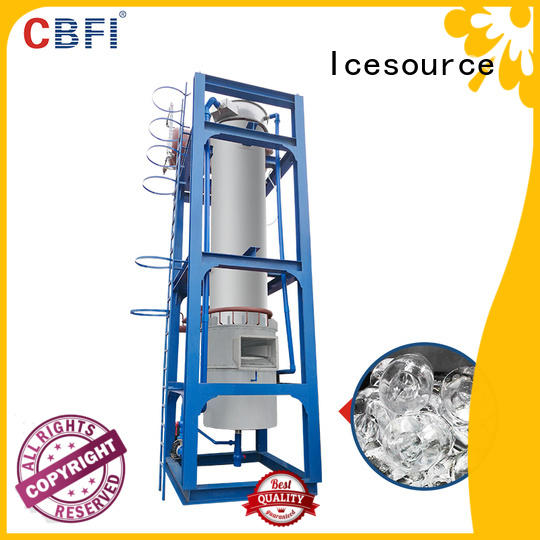 CBFI easy to use for cooling use