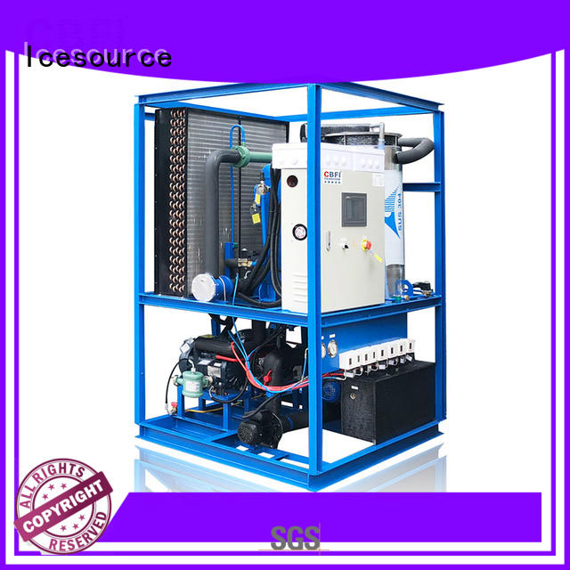 CBFI commercial ice maker bulk production for wine cooling