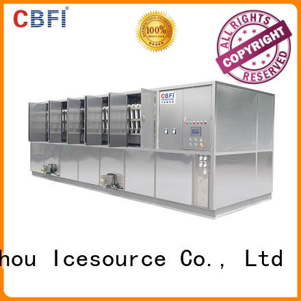 CBFI cbfi ice cube maker machine for vegetable storage