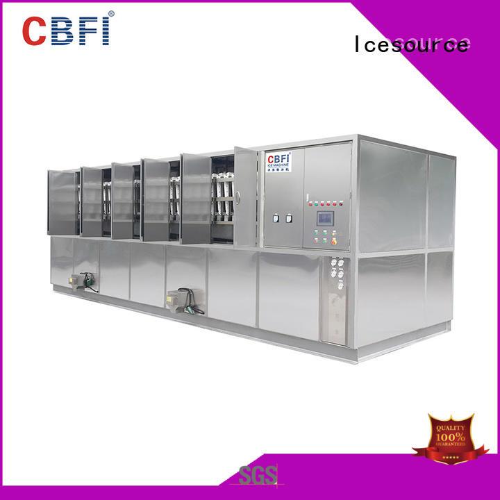 day ice cube maker machine customized for vegetable storage CBFI