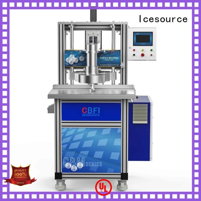 carving ball ice machine at discount for high-end wine CBFI
