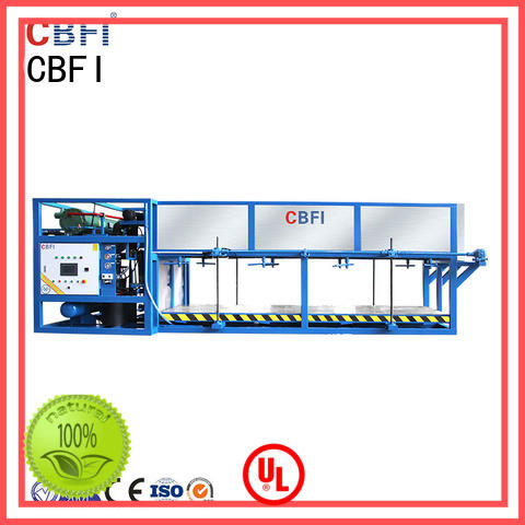 CBFI reliable flake ice machine for sale customized for vegetable storage