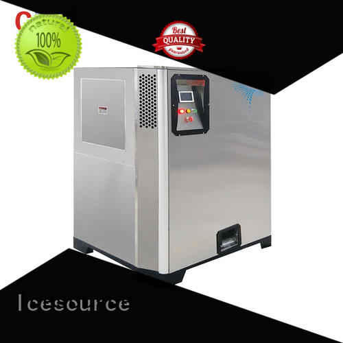 CBFI good-package Nugget Ice Machine free quote for restaurant