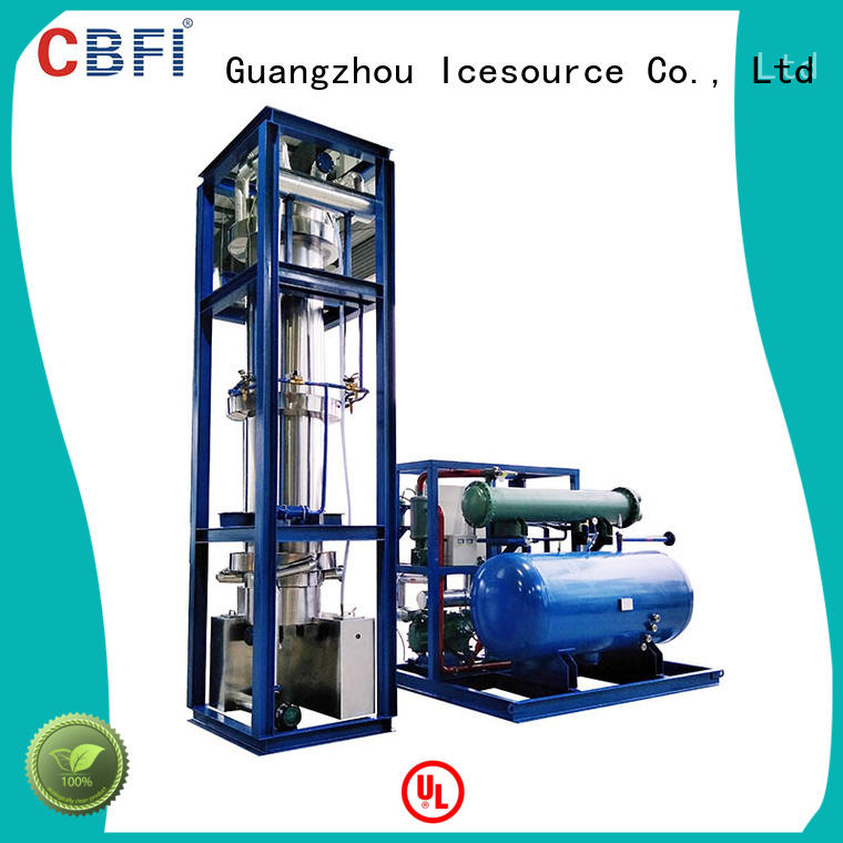 tube ice machine for myanmar per cbfi Warranty CBFI