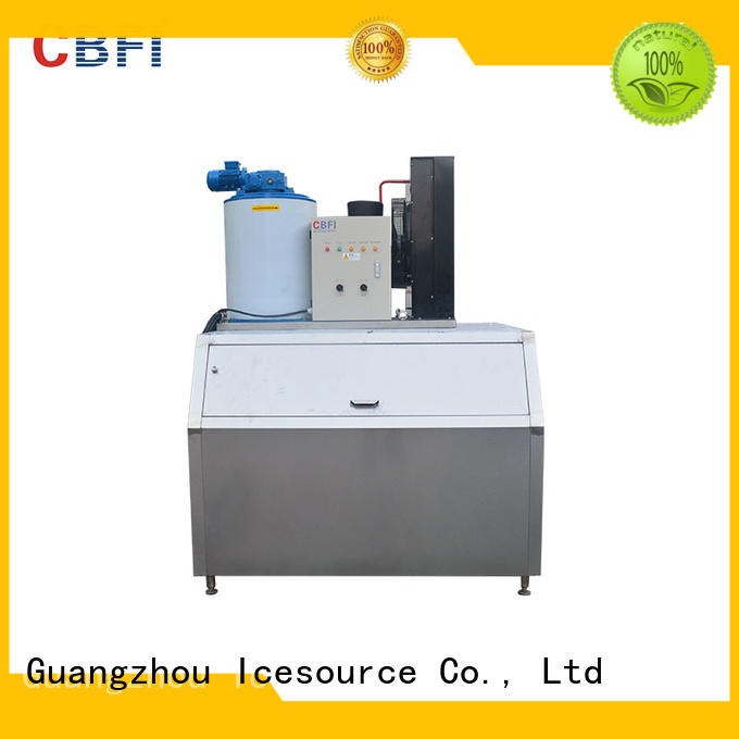 CBFI flake flake ice maker for sale for supermarket