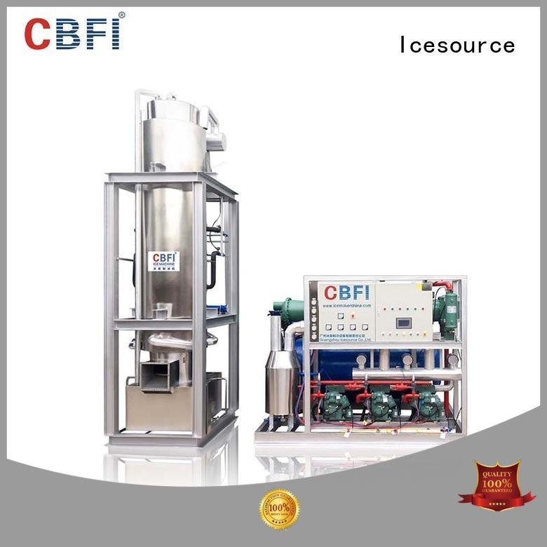 welcomed vogt tube ice machine manufacturer for beverage cooling