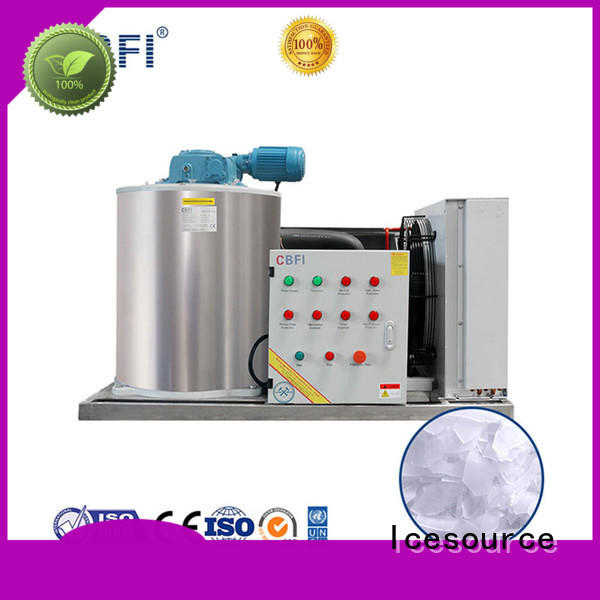 CBFI best flake ice makers commercial free design for aquatic goods