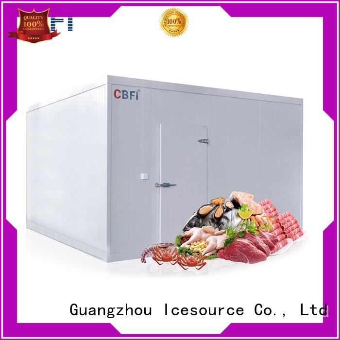 fish fish and meat cold room vcr for meat storage CBFI
