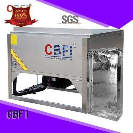 CBFI sphere mini ice plant maker manufacturing for ice sculpture shaping