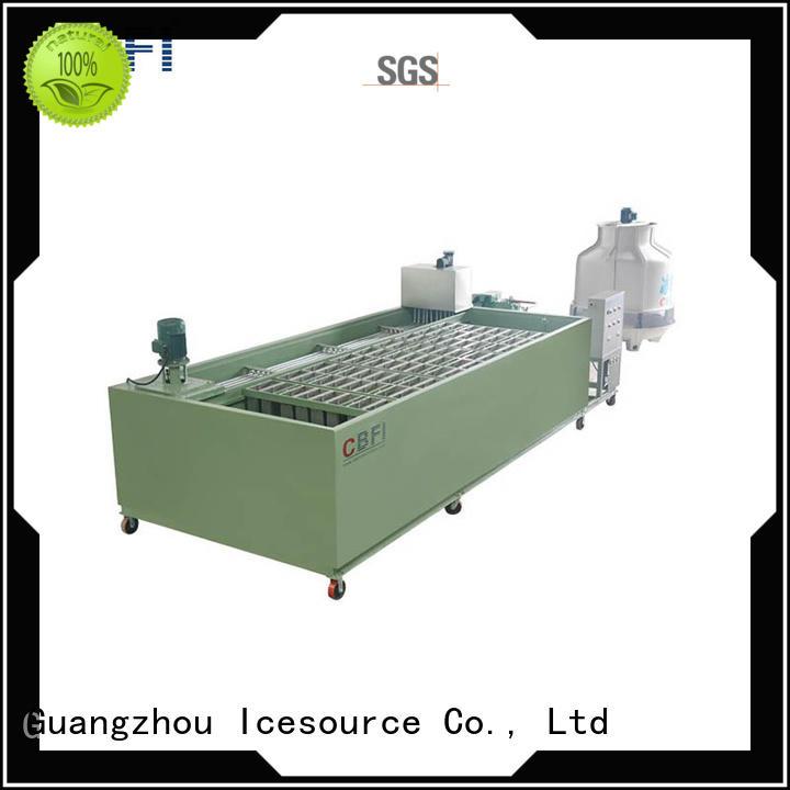 CBFI high-quality flake ice machine bulk production for summer