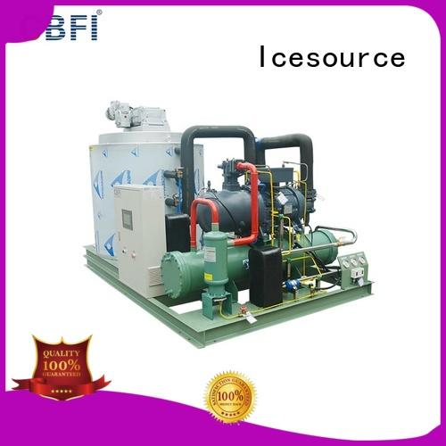 CBFI cooling flake ice machine commercial long-term-use for water pretreatment