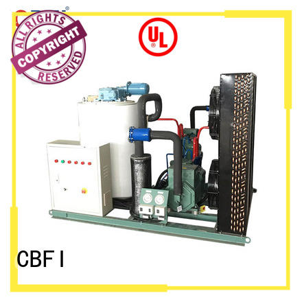 durable ice flaker machine price containerized supplier for aquatic goods