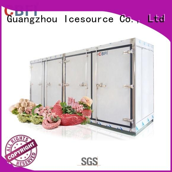 CBFI new arrival blast freezer cbfi for ice machines