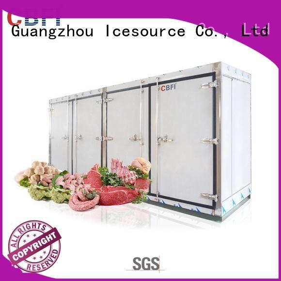 CBFI new arrival blast freezer cbfi for ice machines