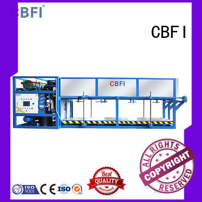 high reputation direct cooling block ice machine direct for freezing