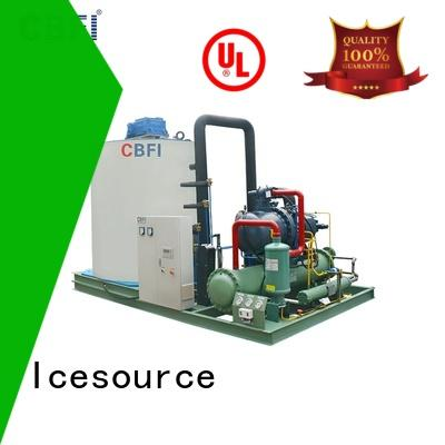 CBFI seawater flake ice machine for sale free quote for ice making
