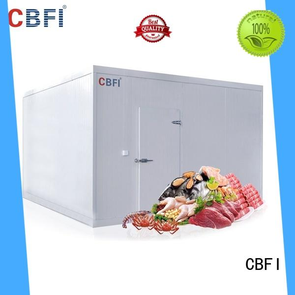 fish and meat cold room series factory price for meat storage