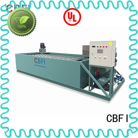 CBFI portable ice machine plant for whiskey