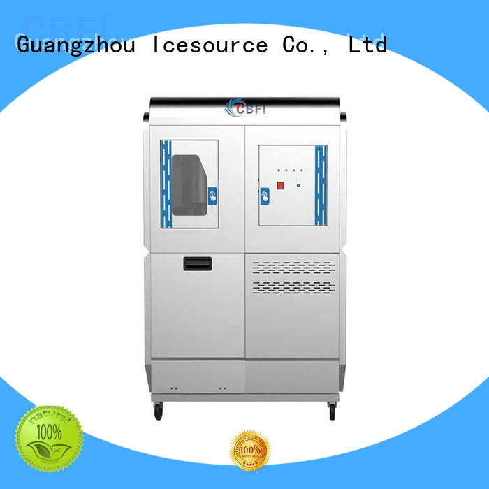 CBFI flake Edible Flake Ice Machine grab now for aquatic goods