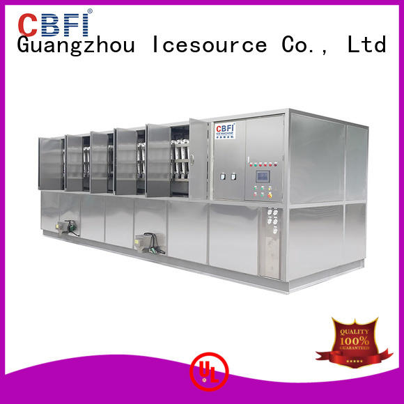 controller ice cube machine manufacturers supplier for vegetable storage CBFI
